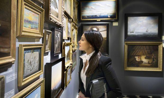 Die Kunst- und Antiquitätenmesse Tefaf ist traditionell der Umschlagplatz für museale Altmeistergemälde.