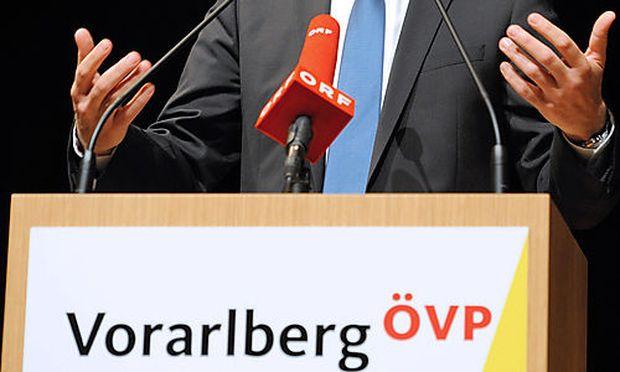 Vorarlberg: Gesundheits-Landesrat Gögele tritt zurück