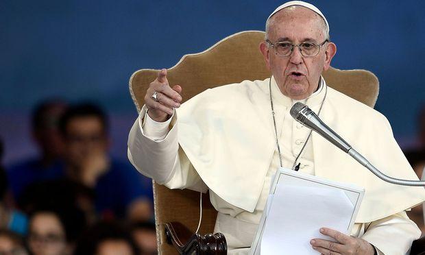 Der Papst sorgt in den USA für Aufregung.