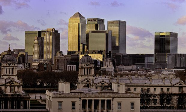 Entmachtung EuroFinanzzentrums London