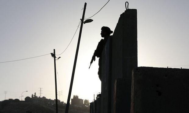 Archivbild eines israelischen Soldaten.