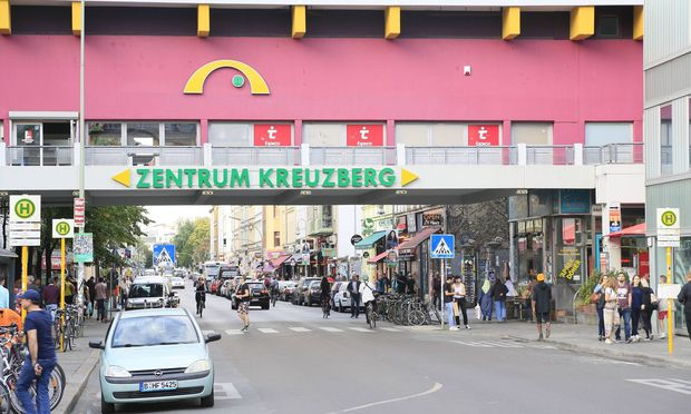 Kottbusser Tor in Berlin-Kreuzberg