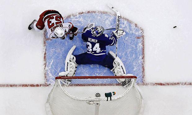 Symbolbild NHL-Spiel