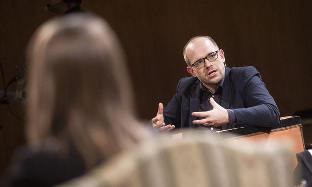Politische Lösungen: Netzexperte Evgeny Morozov.