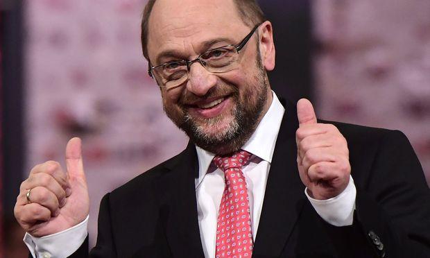 Der langjährige deutsche Europaparlamentarier Martin Schulz wurde zum Nachfolger von Parteichef Sigmar Gabriel gewählt.