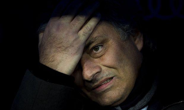 Jose Mourinho hat Ärger.