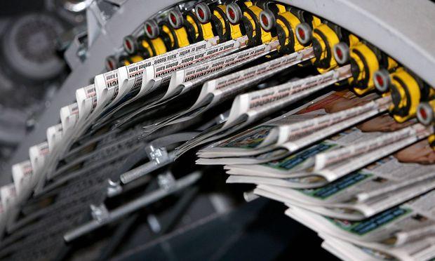 Im internationalen Vergleich sind die Österreicher große Print-Fans.