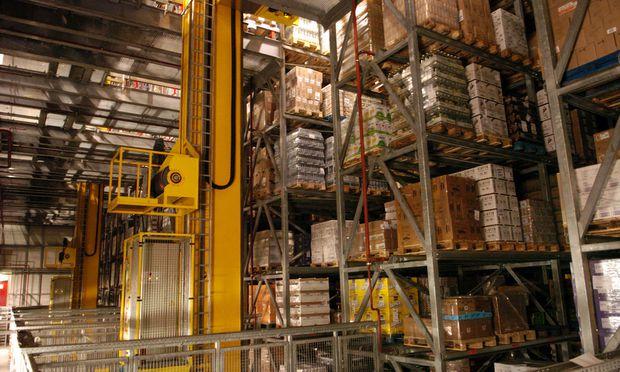 Umschlaglager und Abholmärkte