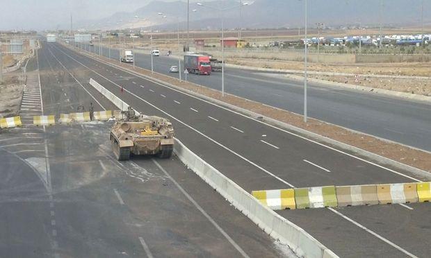 Die Grenzregion zwischen der Türkei und dem Irak ist kurdisches Gebiet.