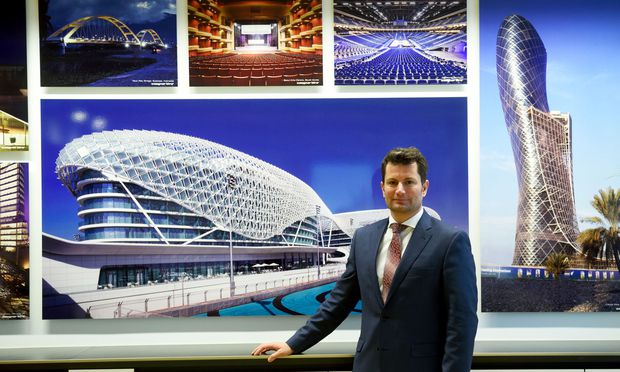 Waagner-Biro-Vorstand Thomas Jost / Bild: Die Presse/Fabry