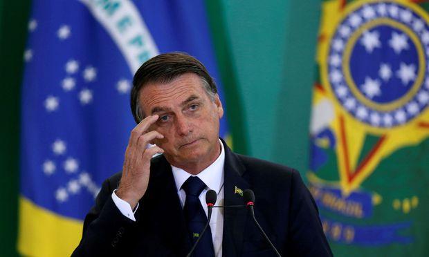 """Bolsonaro: """"Migration kann nicht willkürlich sein"""""""