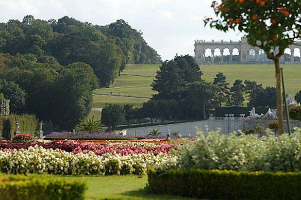 Wo alles begann: Schönbrunn.