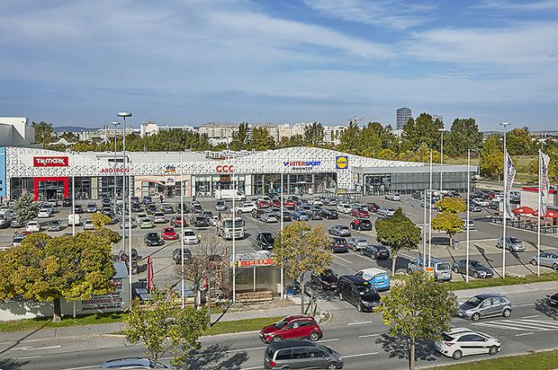 Gewerbepark Stadlau