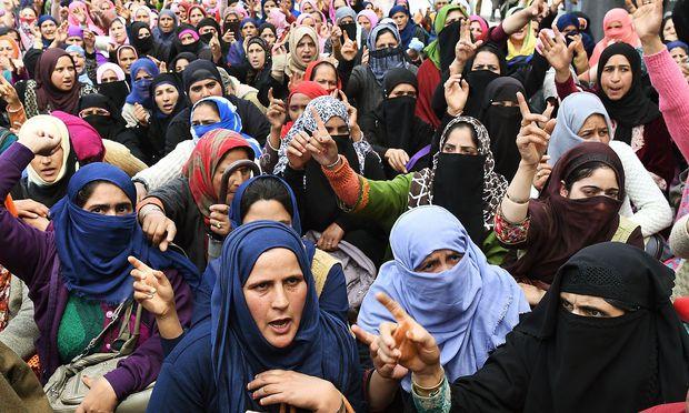 Die Proteste nach der Vergewaltigung eines Mädchens rissen nicht ab - nun gibt es einen neuen Fall aus einem anderen indischen Bundesstaat.