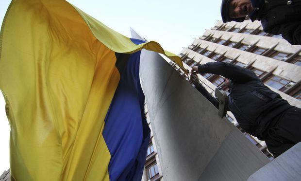 Krim, Krise, Ukraine