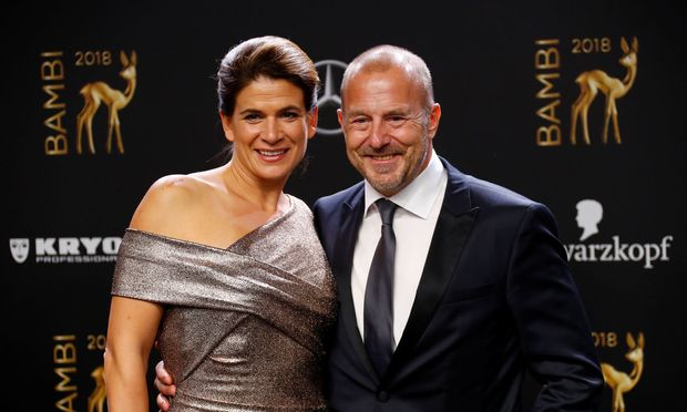 Heino Ferch und seine Frau Marie-Jeanette Steinle