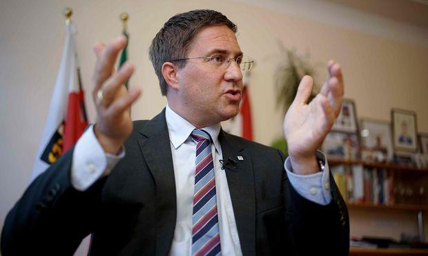 Der Welser Bürgermeister Andreas Rabl (FPÖ)
