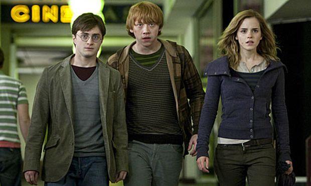 Wieder mit dabei: Daniel Radcliffe, Rupert Grint und Emma Watson
