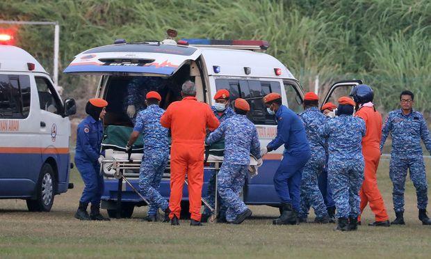 Nach einem Hinweis stießen die Suchtrupps schließlich auf die Leiche des Mädchens.