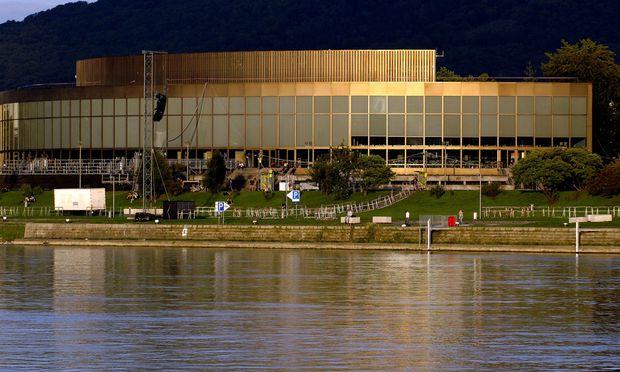 Das Brucknerhaus an der Donau gehört der Stadt Linz und steht derzeit in der Kritik des Kontrollamts.
