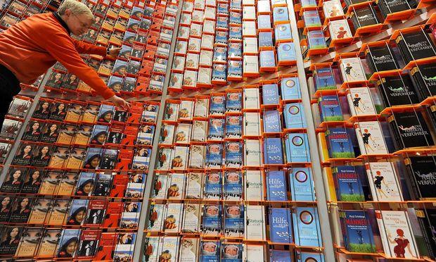 Die Frankfurter Buchmesse.