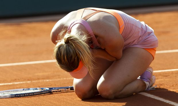 TENNIS - WTA, French Open 2014
