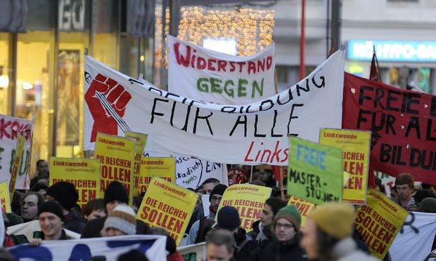 Händler fordern besseren Schutz bei Demonstrationen