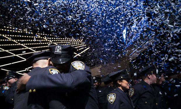 New York erlebt erstmals seit 25 Jahren Wochenende ohne Schießerei