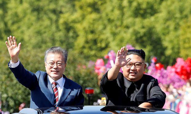Nordkorea setzt wieder auf Konfrontation mit Seoul und Washington