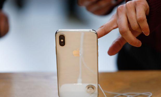 Apple soll iPhone-X-Produktion halbieren wollen