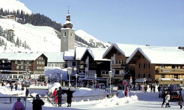 Stadt-Land-Österreich 'Der Arlberg ruft'