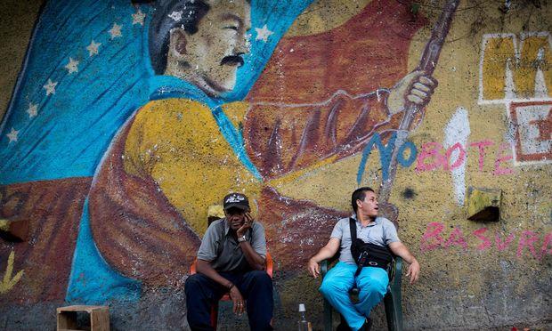 Der Machtkampf in Venezuela zieht sich bereits seit Monaten hin.