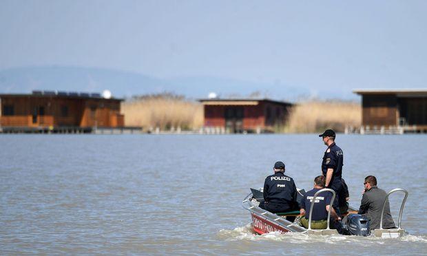 Leiche im Neusiedler See: Erste Hinweise zum Opfer eingelangt