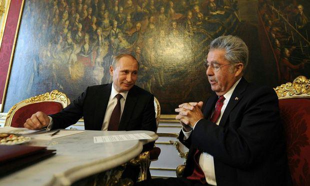 AUSTRIA RUSSIA DIPLOMACY