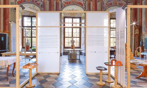Schloss Hollenegg. Rituale und Sitten rund um den Tisch: im historischen Kontext.