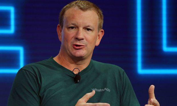 WhatsApp-Mitgründer Brian Acton verlässt den Kurzmitteilungsdienst