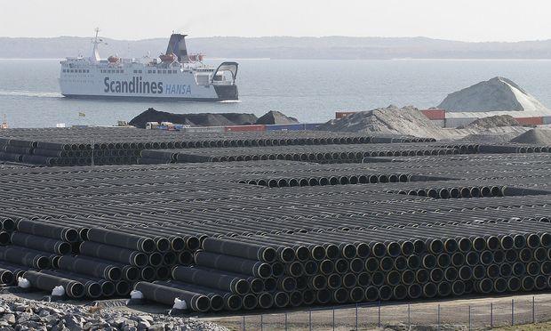 EU-Auflagen für Ostsee-Pipeline offenbar unzulässig