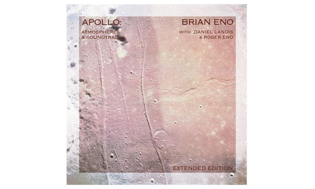Brian Eno, Apollo: Atmospheres & Soundtracks