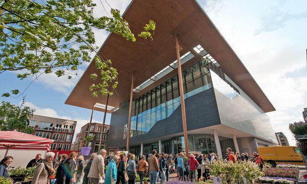 Friesisch. Das Friesische Museum zeigt die Eigenheiten des Landes.