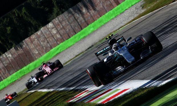 Symbolbild Formel 1