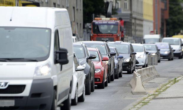 Verkehrsplaner Knoflacher In Wien Staus Künstlich Erzeugt