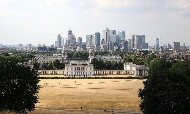 Für Großbritannien ist die City of London ein Goldesel.