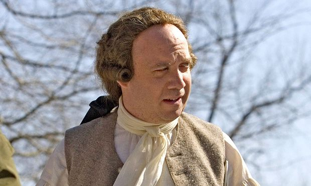 Paul Giamatti als John Adams