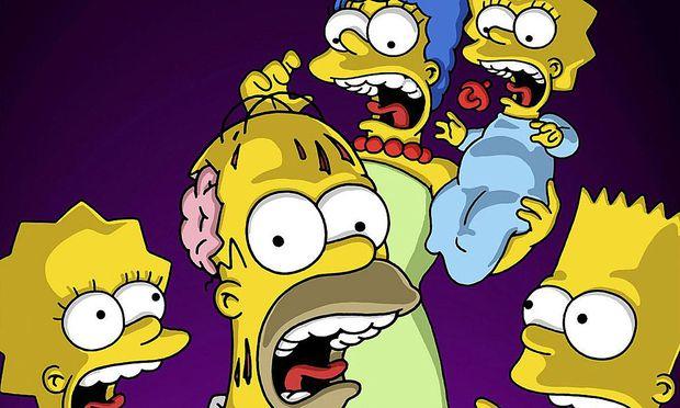 Tuerkischer TVSender wegen SimpsonsWitz