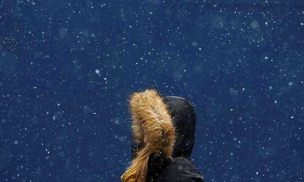 Winterzeit ist auch Glatteiszeit / Bild: (c) REUTERS (Shannon Stapleton)