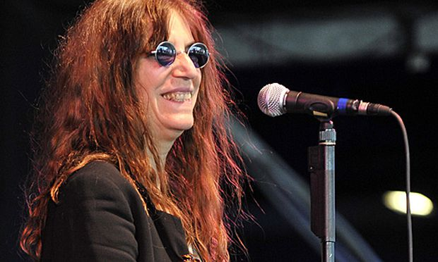Patti Smith kommt August