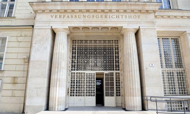 Verfassungsgerichtshof, VfGH