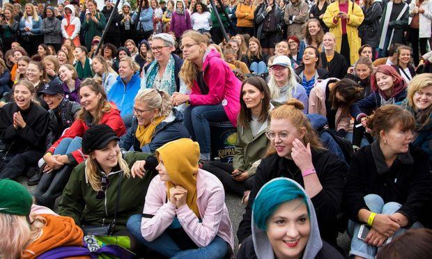 Rockfestival ausschließlich von und für Frauen