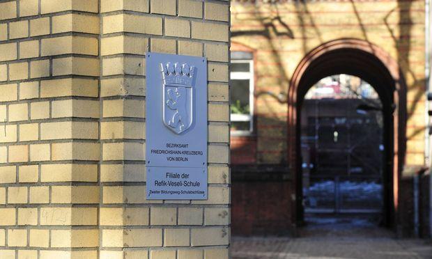 Filiale der Refik-Veseli-Schule in Berlin-Kreuzberg.
