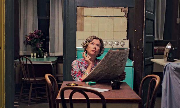 Versteht die Zeit und ihren Sohn nicht mehr: Dorothea, toll verkörpert von Annette Bening.